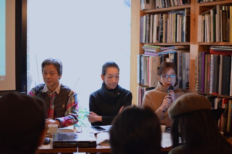 (左から)飯沢さん、佐藤さん、大野さん
